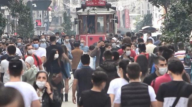 Türkiye'nin nüfusu 2020'de 83 milyon 614 bin 362 kişiye ulaştı