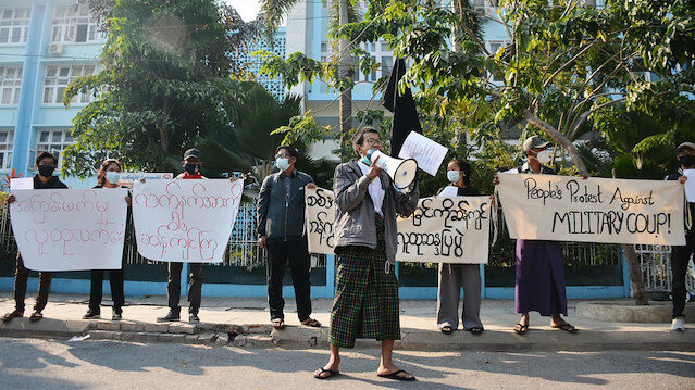 BM'den Myanmar açıklaması: Herkesi harekete geçireceğiz