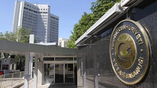 Dışişleri Bakanlığı'ndan ABD'nin Boğaziçi açıklamalarına tepki