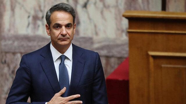 Ο Έλληνας πρωθυπουργός Μινωτάκης από την Τουρκία Επεξήγηση: Η μελέτη παρείχε ημερομηνία για διαπραγματεύσεις