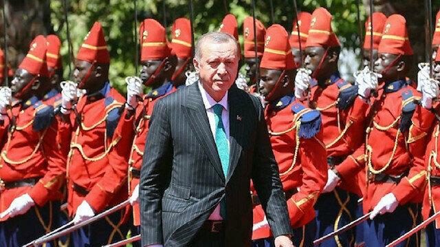 Alman basını: Türkiye Afrika'daki varlığını güçlendirdi