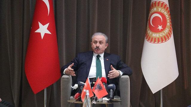 TBMM Başkanı Şentop: Yeni Anayasa fikrine karşı çıkan yaklaşım yapıcı bir yaklaşım değil