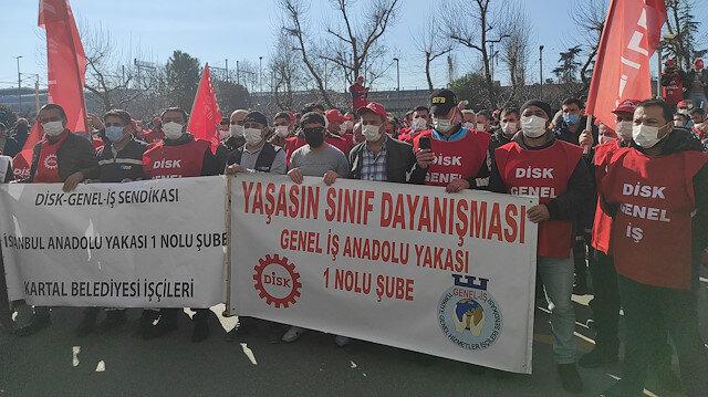 İşçiler isyan etti: Kadıköy Belediyesi'nde grev kararı