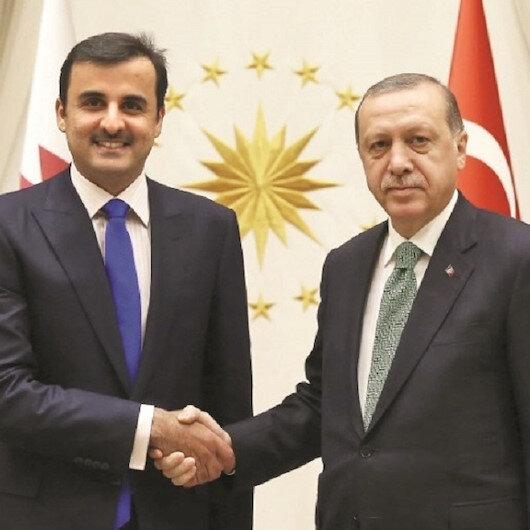 Ortadoğu denkleminde Katar Türkiye ekseni