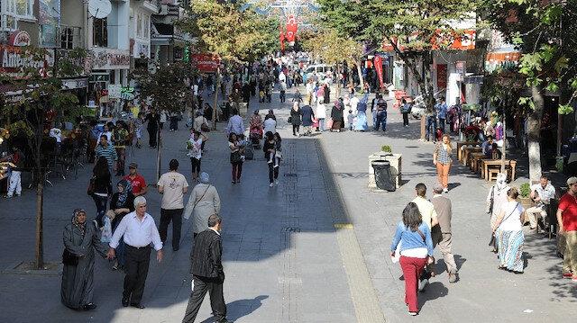 İstanbul'un Bağcılar ilçesi nüfusuyla 51 ili geride bıraktı