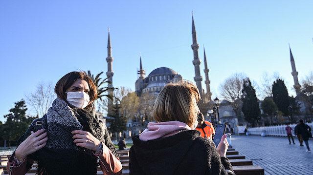 İstanbul'u ziyaret eden Bosnalı gazeteciler 'salgında güvenli turizm' olanaklarına hayran kaldı