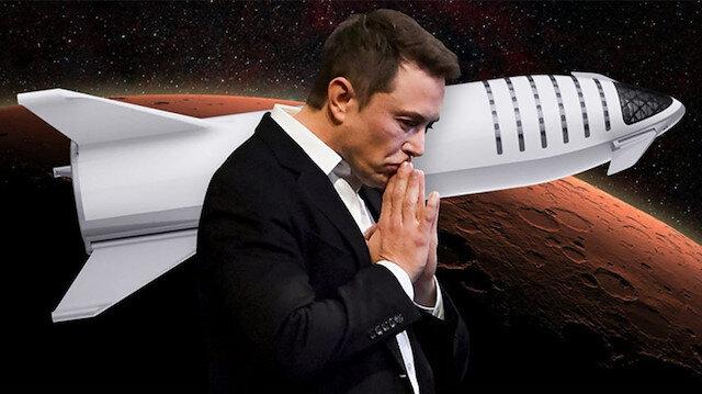 Elon Musk'tan Starship itirafı: Çok aptallık ettik