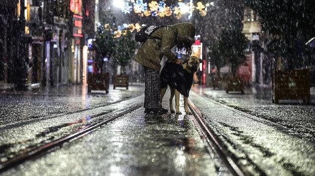 Marmara'da yüzde 100'ün üzerinde artış: Son 40 yılın en yağışlı ikinci ocak ayı oldu