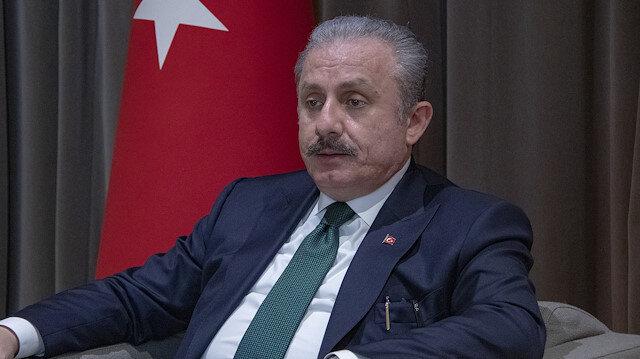 """TBMM Başkanı Şentop'tan """"Yeni anayasa"""" ve Boğaziçi açıklaması"""