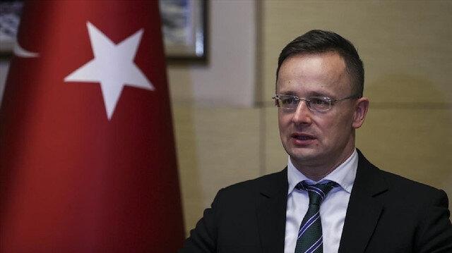 Macaristan Dışişleri ve Ticaret Bakanı Szijjarto: Avrupa'nın güvenliği Türkiye'den geçiyor