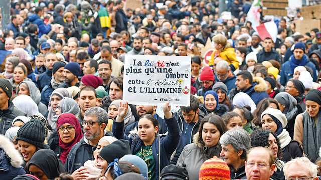 'Fransa İslam'ı' ve Müseccel İmamlar Projesi