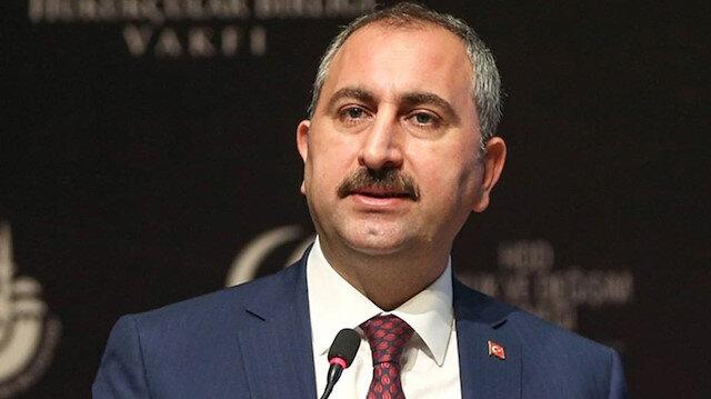 Adalet Bakanı Gül: Milletin iradesi yeni anayasayla taçlanacaktır