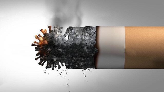 Tütün kullanımı COVID-19'un ağır seyretme riskini 14 kat artırıyor