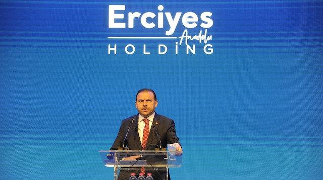 TMSF'nin yönettiği Erciyes Anadolu Holding pandemiye rağmen yüzde 22 büyüdü