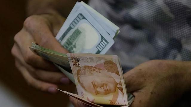Küresel finans devi HSBC dolar tahminini 6,50'ye indirdi