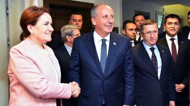 İYİ Parti'de 'İnce' tedbir: Akşener harekete geçti