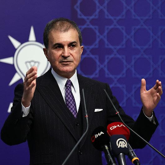 AK Parti Sözcüsü Ömer Çelikten Twitterın sansür kararına sert tepki: Bunun adı dijital faşizm