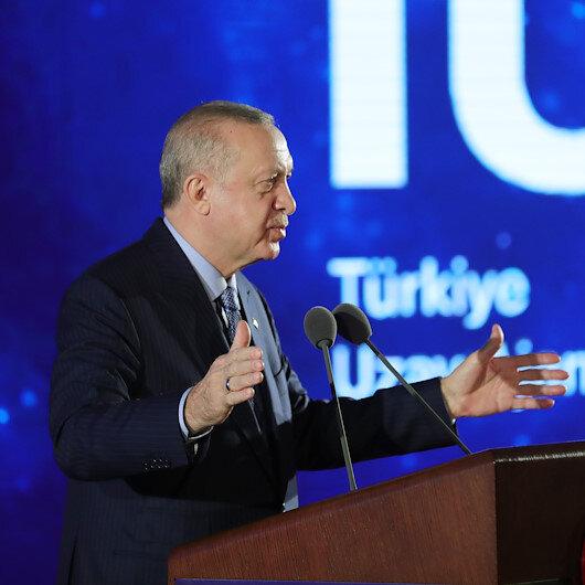 Cumhurbaşkanı Erdoğan: Tüm dünyanın gözü üzerimizde, neden saldırıyorlar? Çünkü Çılgın Türkler geliyor