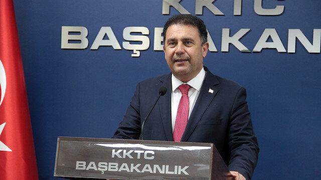KKTC Başbakanı Saner'den Miçotakis'e tepki: Yunanistan ve Rum kesimi anlaşmak istemiyor