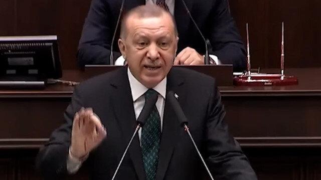 Cumhurbaşkanı Erdoğan'dan Yunanistan Başbakanına: Güvendiğin dağlara kar yağdı 'Çılgın Türkler'i iyi tanıyacaksınız