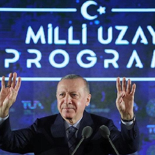 Uzaya çıkan hedefler: Türkiyenin milli uzay programı