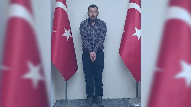 PKK'nın sözde lojistik sorumlusu İbrahim Parım Türkiye'ye getirildi