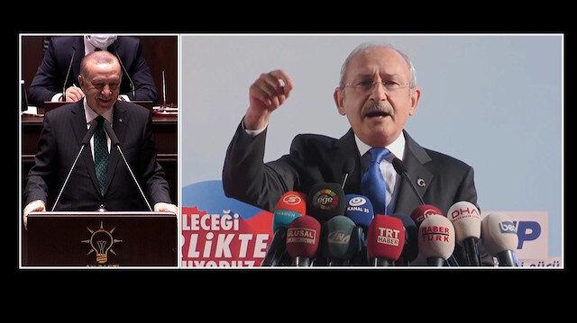Kılıçdaroğlu'nun sözleri Erdoğan'ı gülme krizine soktu