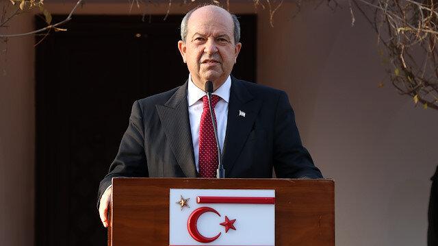 KKTC Cumhurbaşkanı Tatar: Kıbrıs meselesinde Türkiye ile yüzde yüz uyum içerisindeyiz
