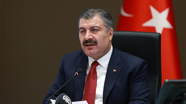 Sağlık Bakanı Koca duyurdu: Vaka sayılarının ortalaması canlı olarak yayınlanacak
