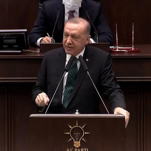 Cumhurbaşkanı Erdoğan İzmirden örnek vererek CHP Genel Başkanı Kılıçdaroğluna tane tane anlattı