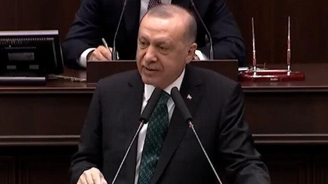 Cumhurbaşkanı Erdoğan İzmir'den örnek vererek CHP Genel Başkanı Kılıçdaroğlu'na tane tane anlattı