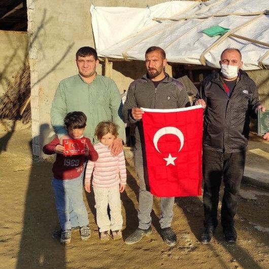 Şehit ailelerinden, çocukları terör örgütü PKK'ya katılan ailelere çağrı: Evlatlarınızı HDP ve PKK'dan isteyin