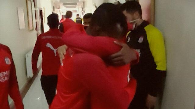 Sivasspor'dan Goiano'ya duygusal veda