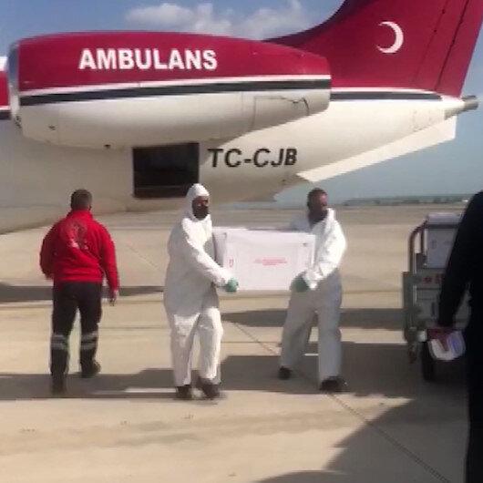 Türkiyeden gönderilen ilave 40 bin doz aşı KKTCde