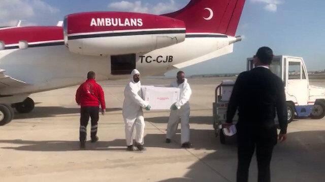 Türkiye'den gönderilen ilave 40 bin doz aşı KKTC'de