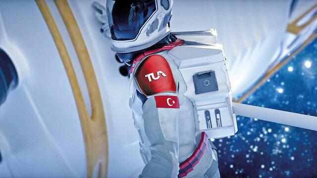 Uzaya harcanan para boşa gitmez
