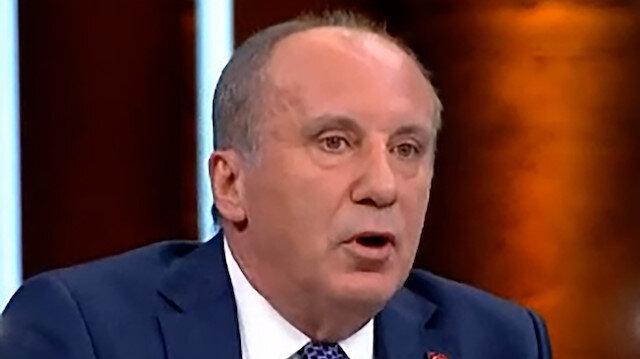 Muharrem İnce, Kılıçdaroğlu'nu topa tuttu: Senin kendi partinde demokrasi yok ki, kim inanır sana?