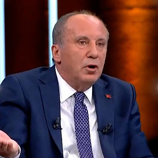Muharrem İnce, Kılıçdaroğlunu topa tuttu: Senin kendi partinde demokrasi yok ki, kim inanır sana?