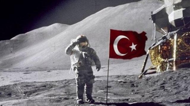 Türkiye'nin Ay'a yolculuğunda merak edilen sorular
