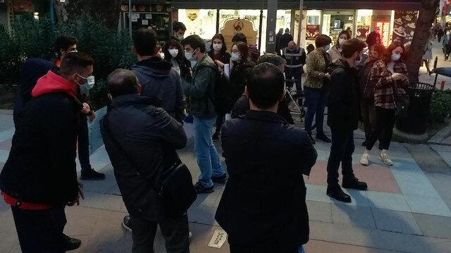 Boğaziçi Üniversitesindeki olaylarla ilgili Kocaeli'de 17 şüpheli yakalandı