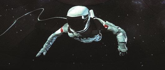 Burak ile uzaya