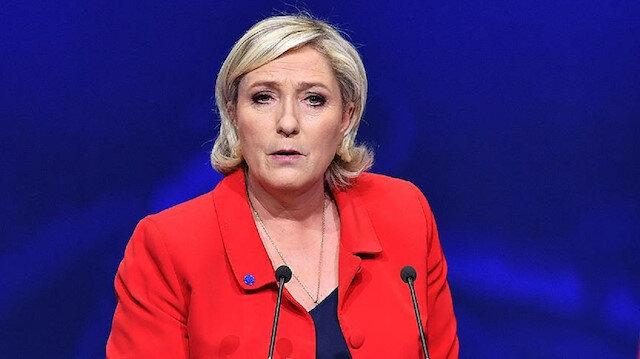 Fransız lider Le Pen: İslam yok edilmeli