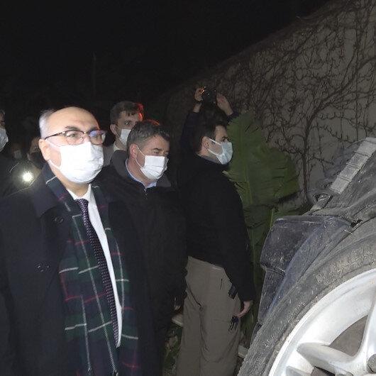 İzmir Valisi Yavuz Selim Köşgerden çarpıcı açıklama: Hortum, araçları yerinden kaldırıp binaların üzerinden savurdu