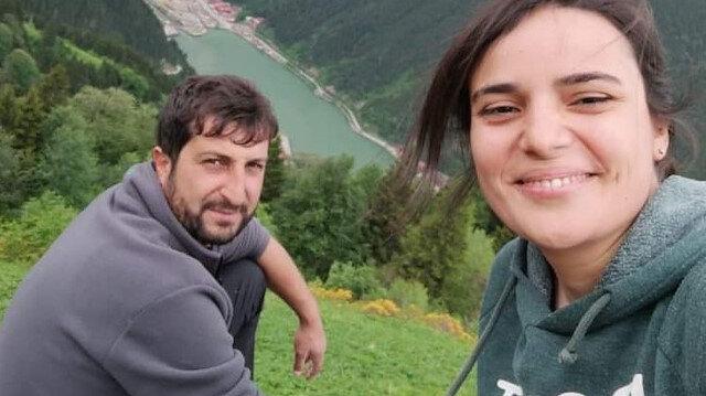 Trabzon'da bir yıllık evli genç karı koca evlerinde ölü bulundu