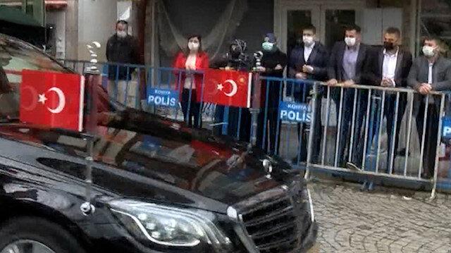 Rizeli vatandaş Cumhurbaşkanı Erdoğan'a böyle seslendi: Baba baba
