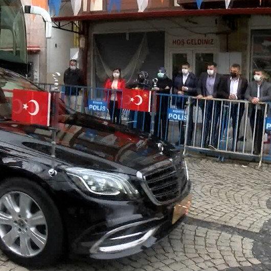 Rizeli vatandaş Cumhurbaşkanı Erdoğana böyle seslendi: Baba baba