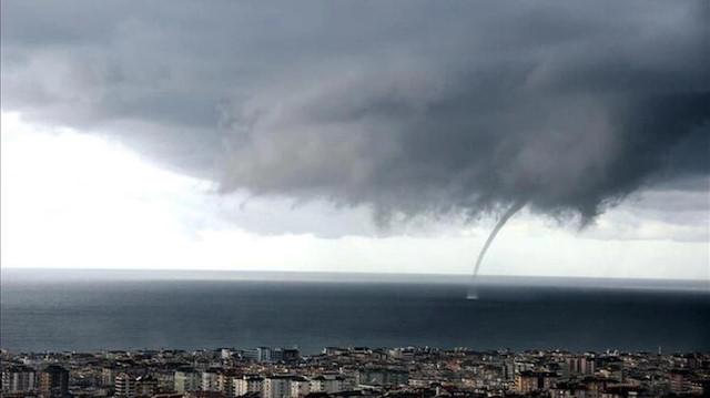 Advertencia de huracán para Turquía: ¡Puede aumentar en las zonas costeras!