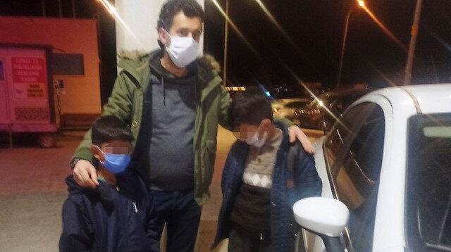 Konya'da 11 yaşındaki 2 çocuk araba çalıp şehri birbirine kattı: Benzin bitince yerine bıraktılar