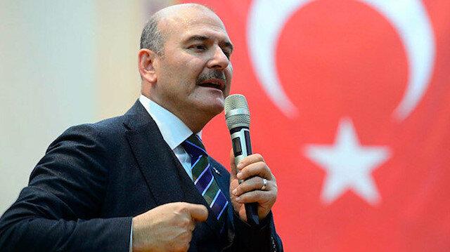 İçişleri Bakanı Soylu: İkna ile buluşmalar arttıkça emperyalizmin maşası PKK silinecek