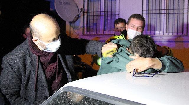 Uyurgezer hırsız polis pes etmeyince uyanıp her şeyi itiraf etti